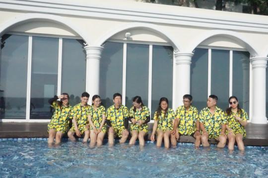 FAMA nghỉ hè Mercure Vũng Tàu 2020