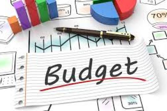 Kế hoạch tài chính và mẫu excel ngân sách