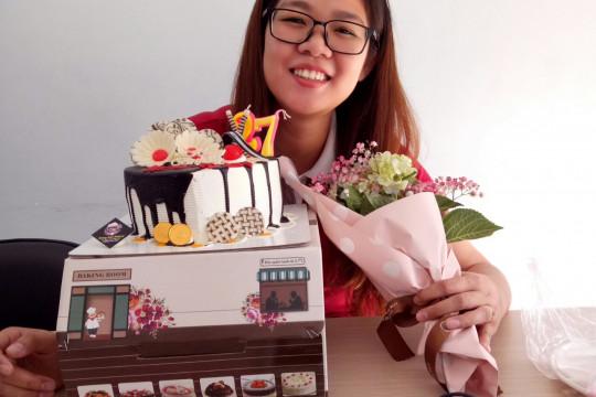 Happy birthday Ms Huong