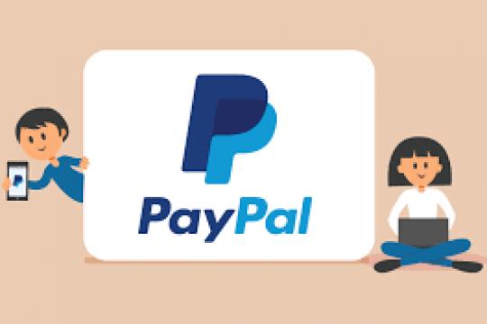 Thanh toán qua Paypal có được xem là thanh toán qua ngân hàng-thanh toán không dùng tiền mặt ?